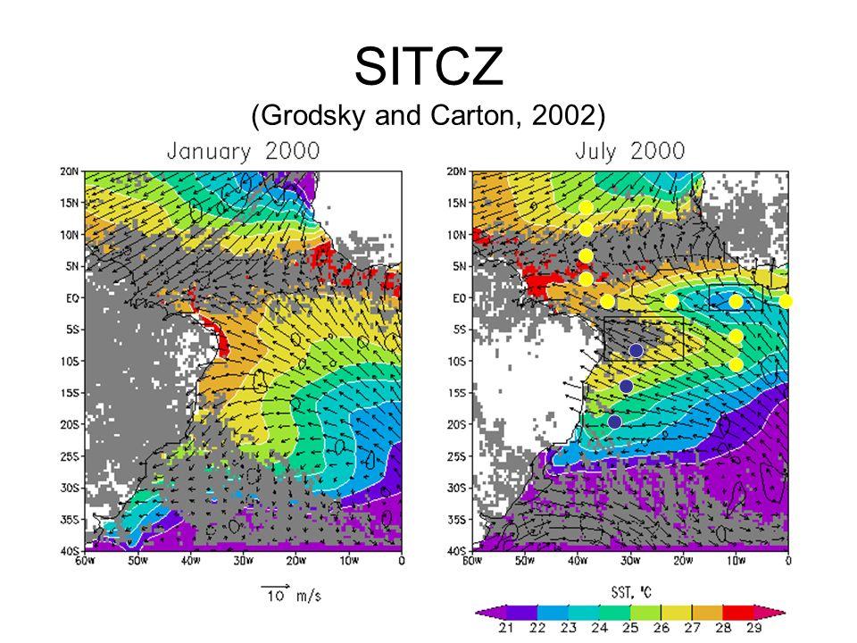 SITCZ (Grodsky and Carton, 2002)