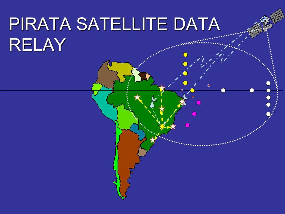 PIRATA SATELLITE DATA RELAY