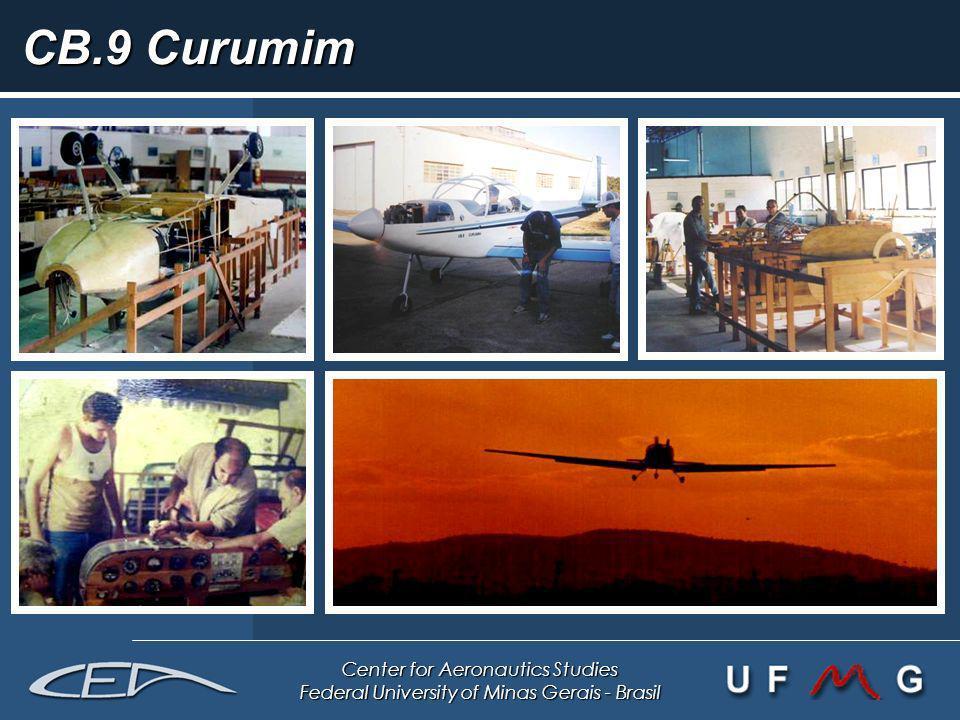 Center for Aeronautics Studies Federal University of Minas Gerais - Brasil CB.9 Curumim
