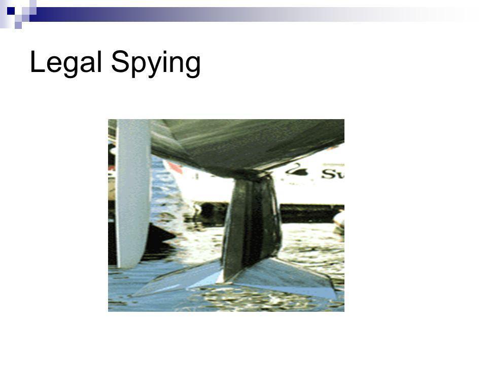 Legal Spying