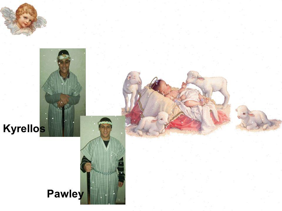 Pawley Kyrellos