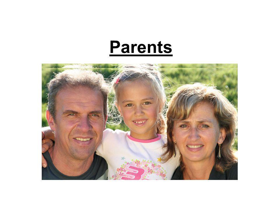 Parents Eltern- Rodičia