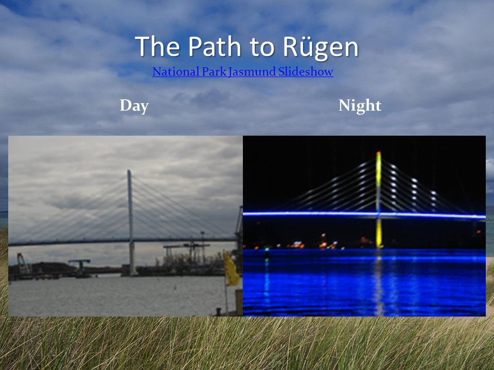 The Path to Rügen DayNight National Park Jasmund Slideshow