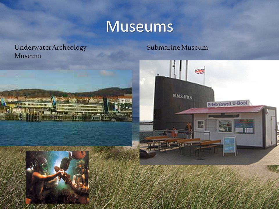 Museums Underwater Archeology Museum Submarine Museum