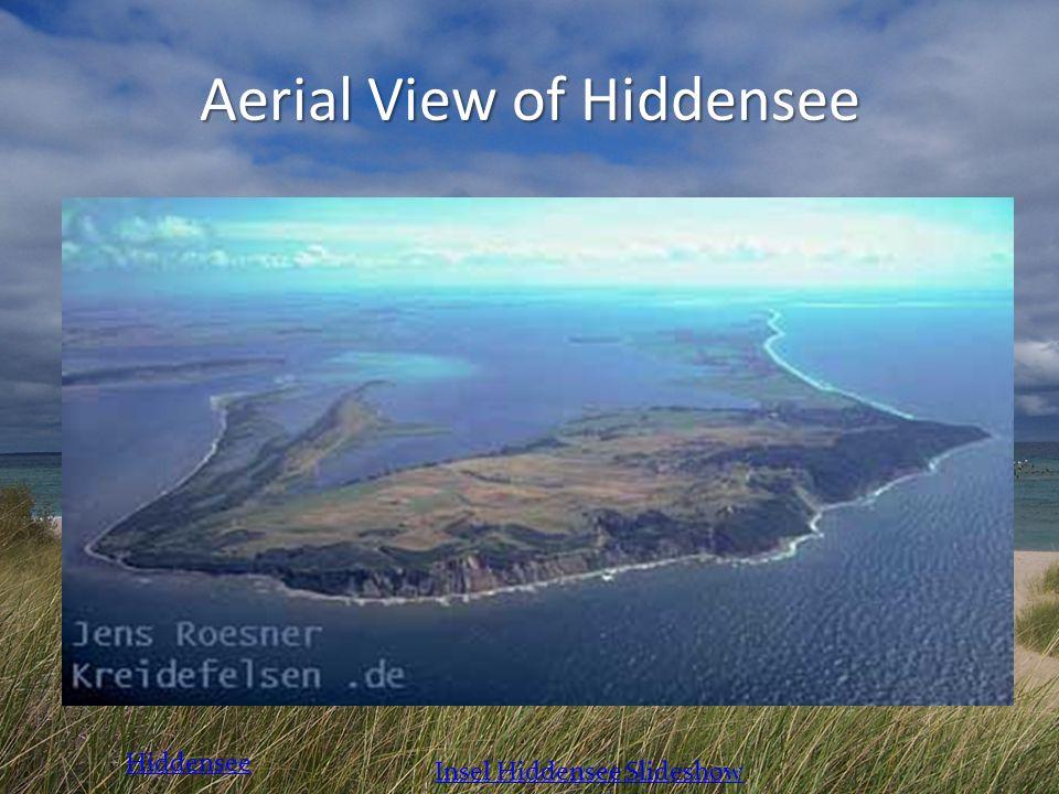 Aerial View of Hiddensee Hiddensee Insel Hiddensee Slideshow