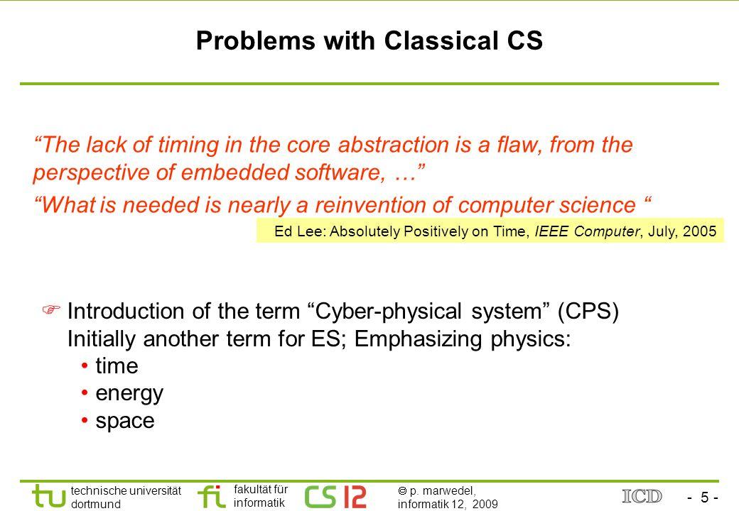 - 6 - technische universität dortmund fakultät für informatik p.