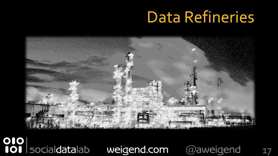 17 Data Refineries