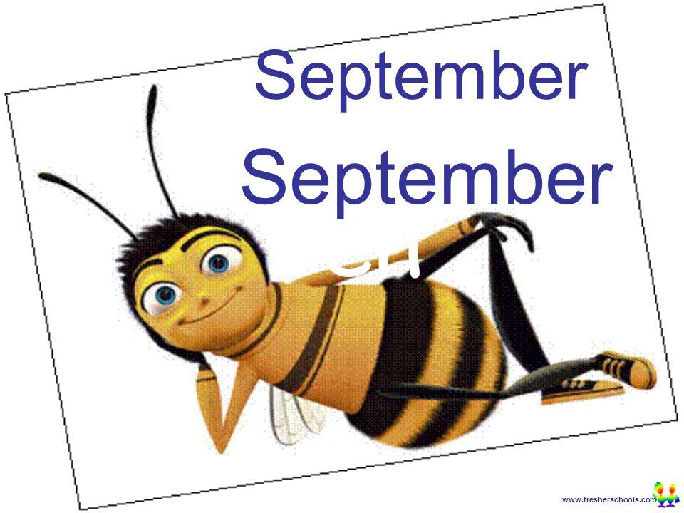 www.fresherschools.com Ben September