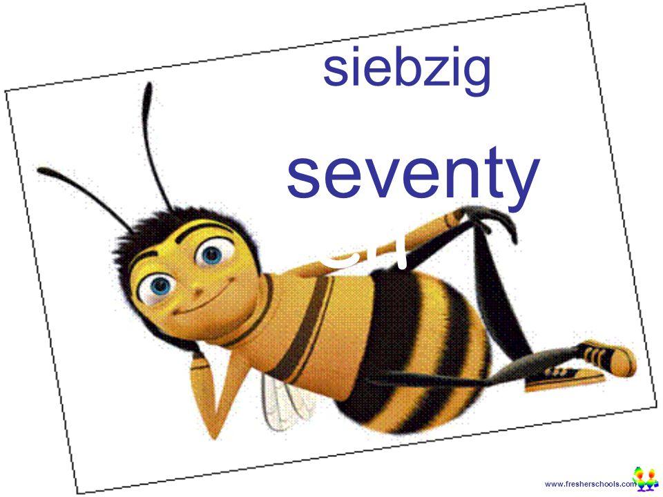 www.fresherschools.com Ben siebzig seventy