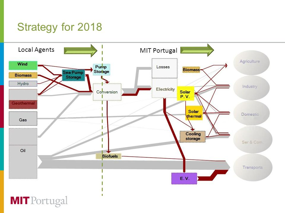 Strategy for 2018 MIT Portugal Local Agents