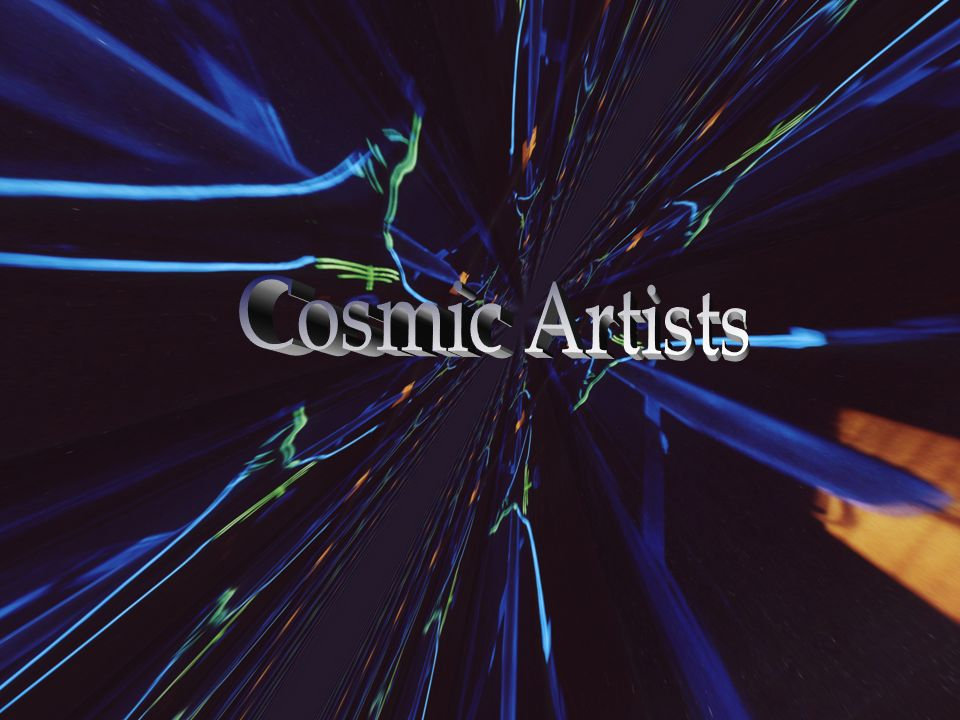 Cosmic Artists is a show team which is joined by national and international successful sportspersons from top level sports – all wanting to continue their career in the bounds of attractive show events.