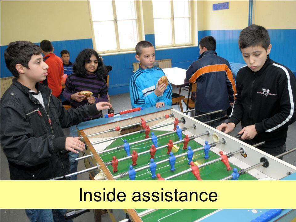Inside assistance