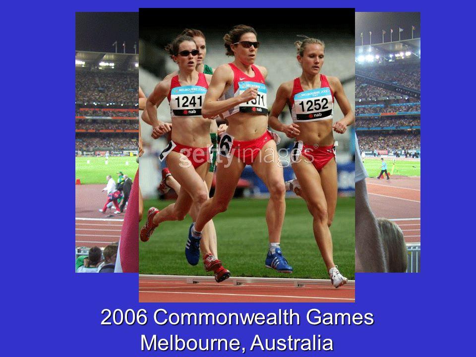 2006 Commonwealth Games Melbourne, Australia