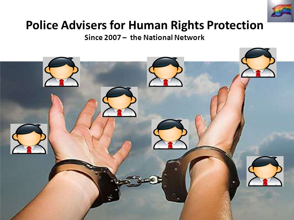 Police Advisers for Human Rights Protection Since 2007 – the National Network 16