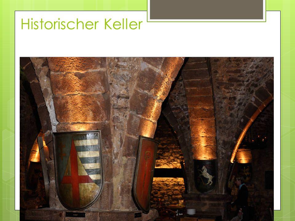 Historischer Keller