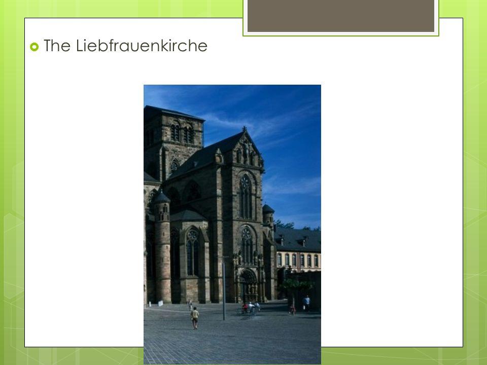 The Liebfrauenkirche