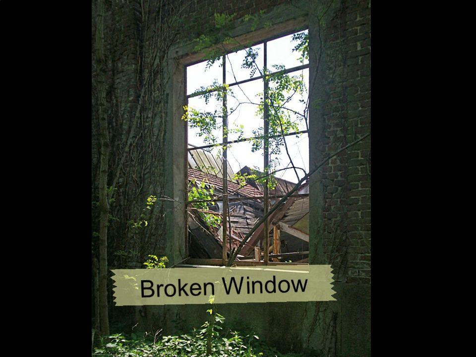 Broken Window Theorie