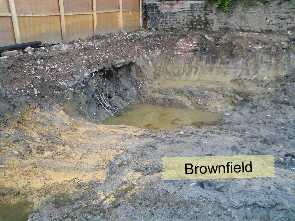 Brownfield Projekt
