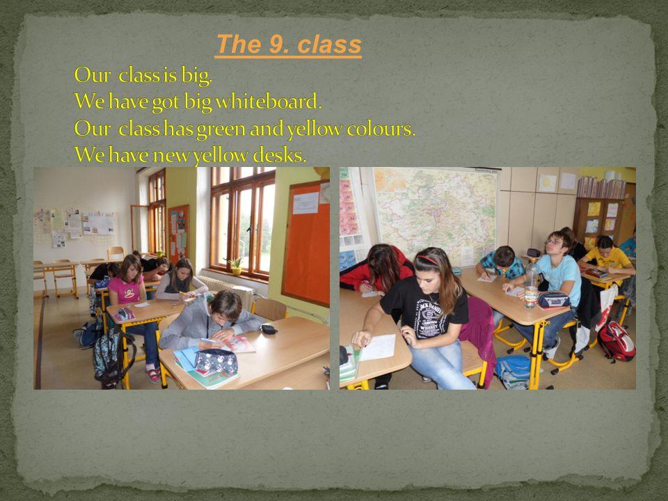 The 9. class