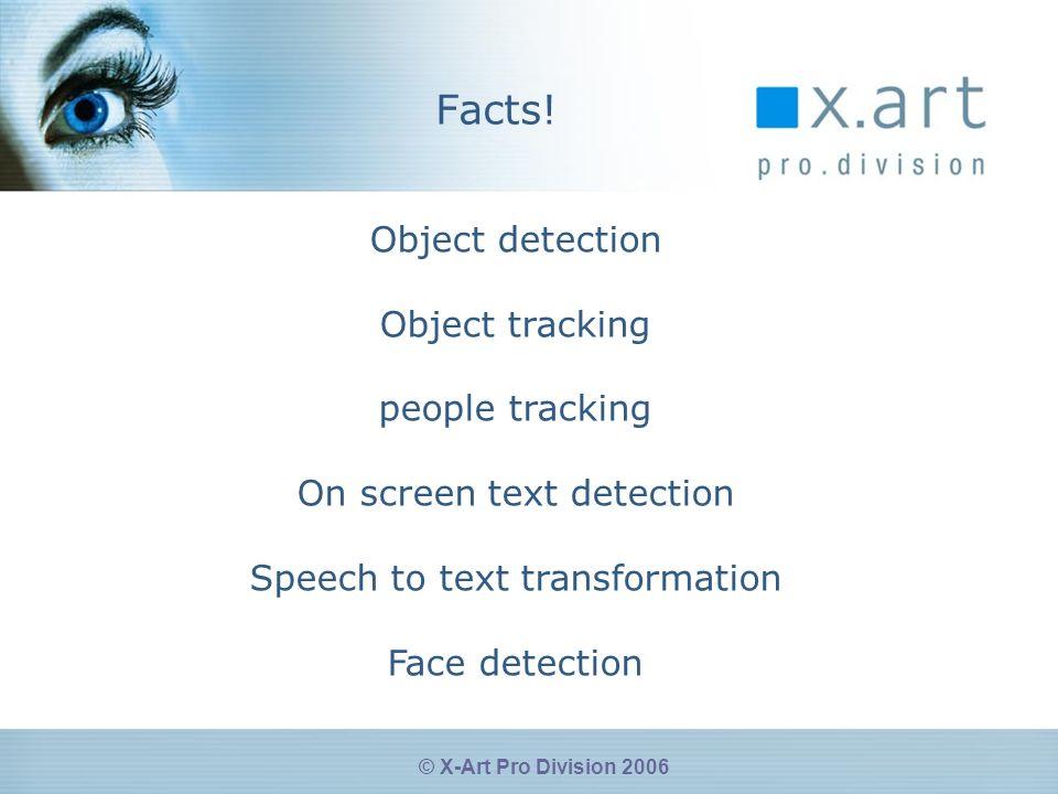 © X-Art Pro Division 2006 The DRE Identifies Key Concepts