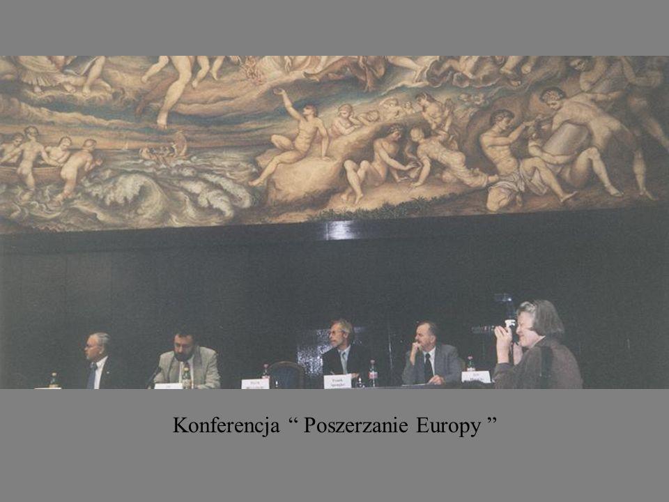 Konferencja Poszerzanie Europy
