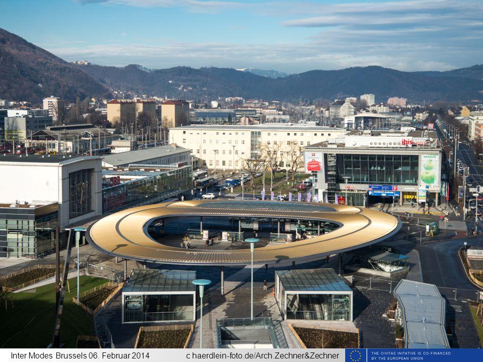 Slide title Inter Modes Brussels 06. Februar 2014 c haerdlein-foto.de/Arch.Zechner&Zechner