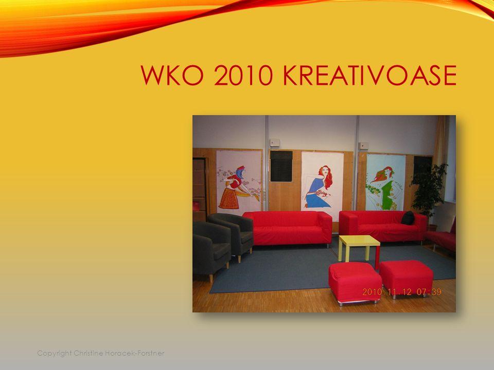 WKO 2010 KREATIVOASE Copyright Christine Horacek-Forstner
