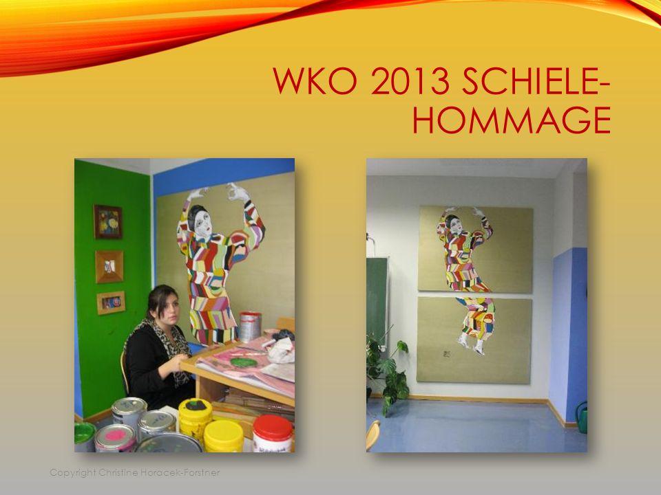 WKO 2013 SCHIELE- HOMMAGE Copyright Christine Horacek-Forstner