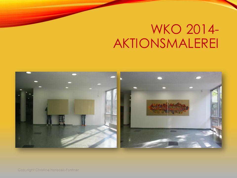 WKO 2014- AKTIONSMALEREI Copyright Christine Horacek-Forstner