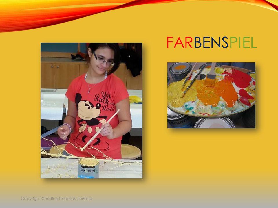 FARBENSPIEL Copyright Christine Horacek-Forstner