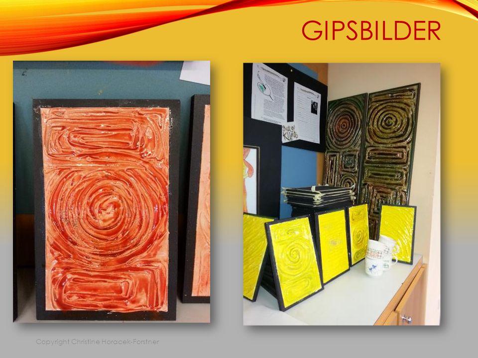GIPSBILDER Copyright Christine Horacek-Forstner