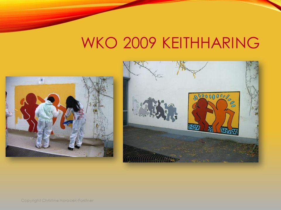 WKO 2009 KEITHHARING Copyright Christine Horacek-Forstner