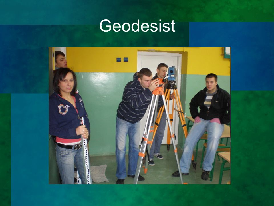 Geodesist