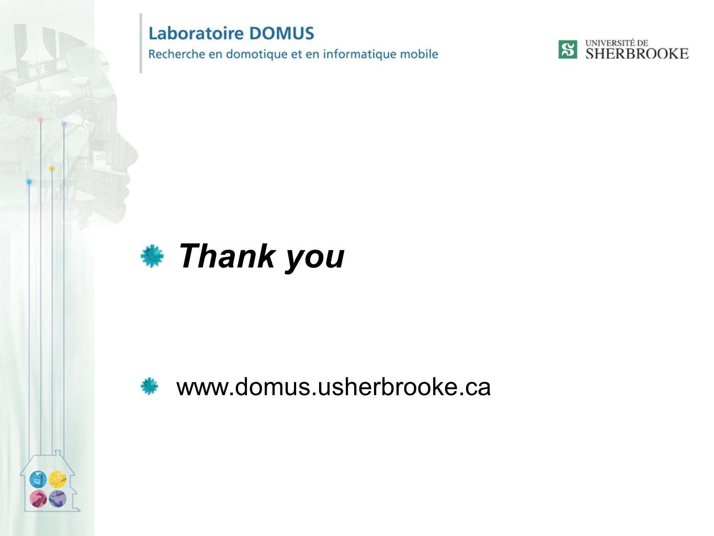 Thank you www.domus.usherbrooke.ca