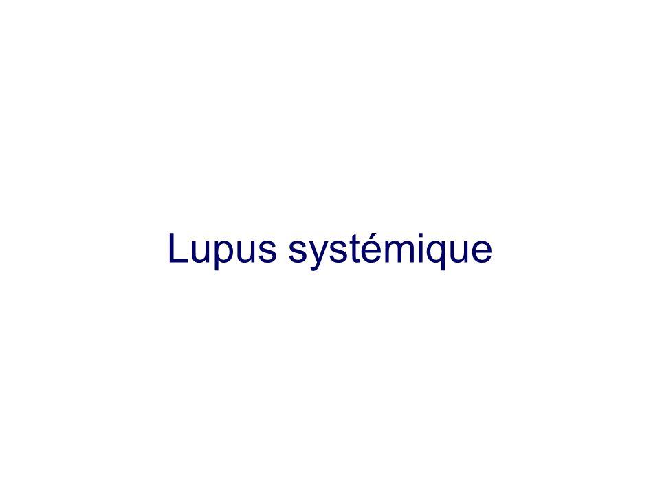 Lupus systémique