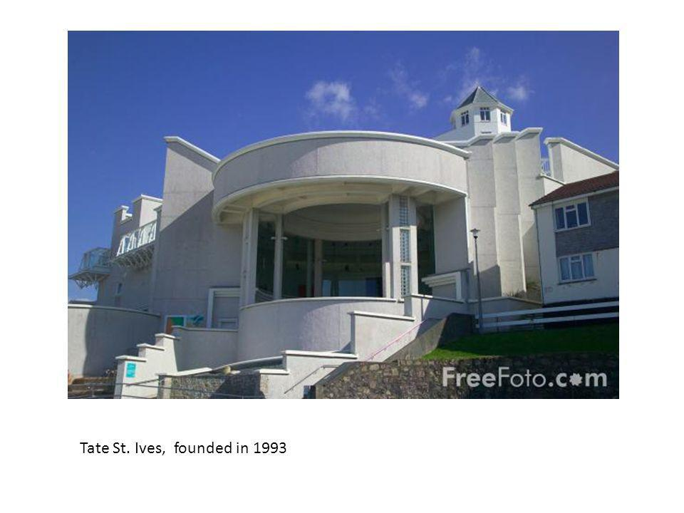 Tate St. Ives, founded in 1993