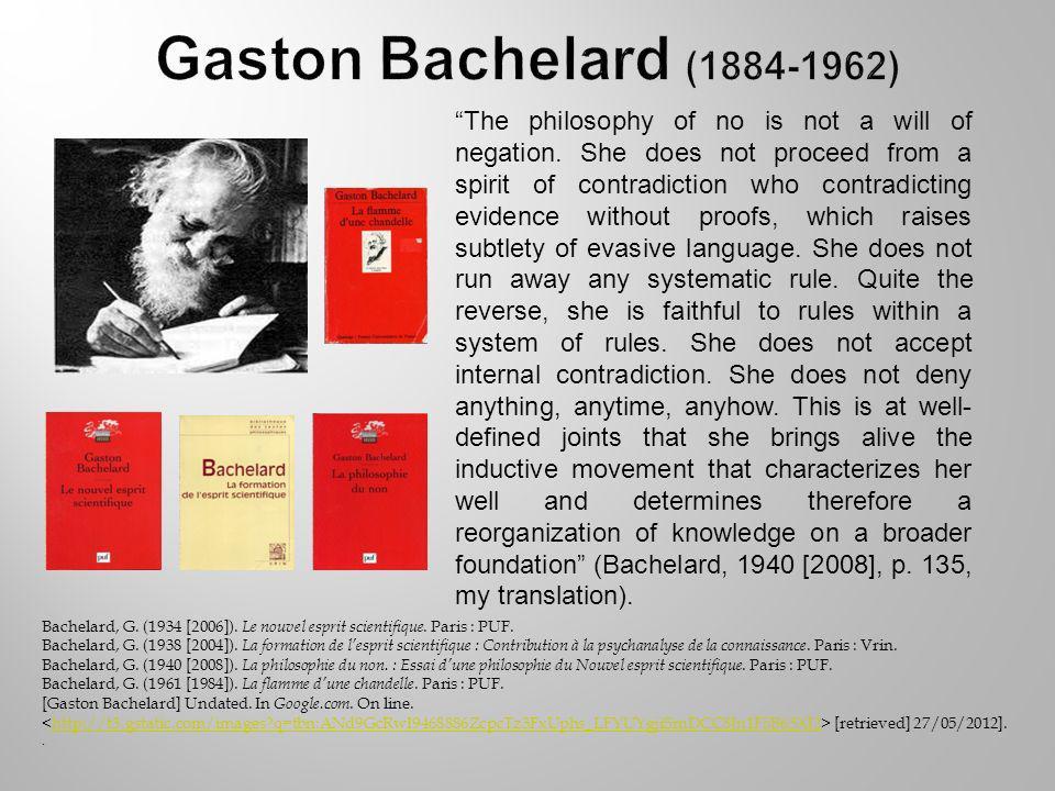 Bachelard, G. (1934 [2006]). Le nouvel esprit scientifique.