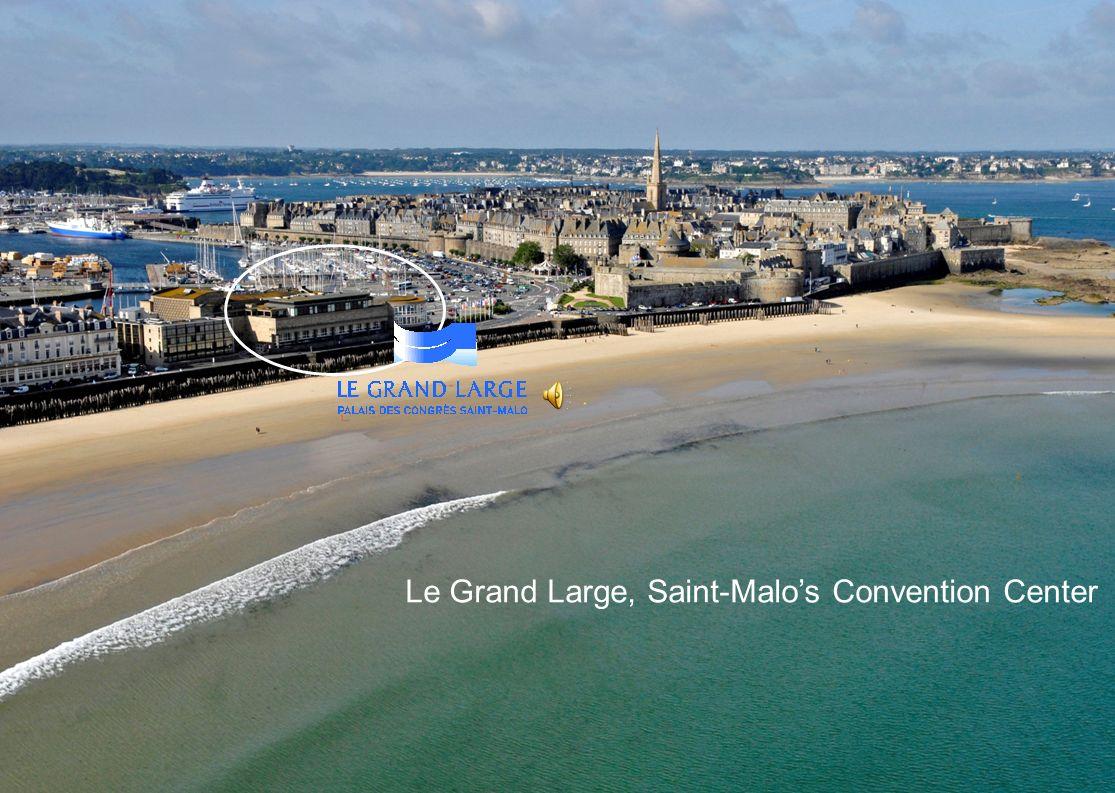 Le Grand Large, Saint-Malos Convention Center