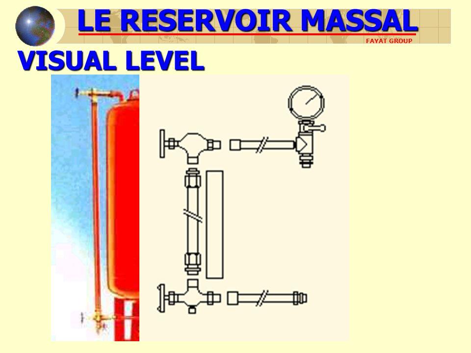 VISUAL LEVEL LE RESERVOIR MASSAL FAYAT GROUP