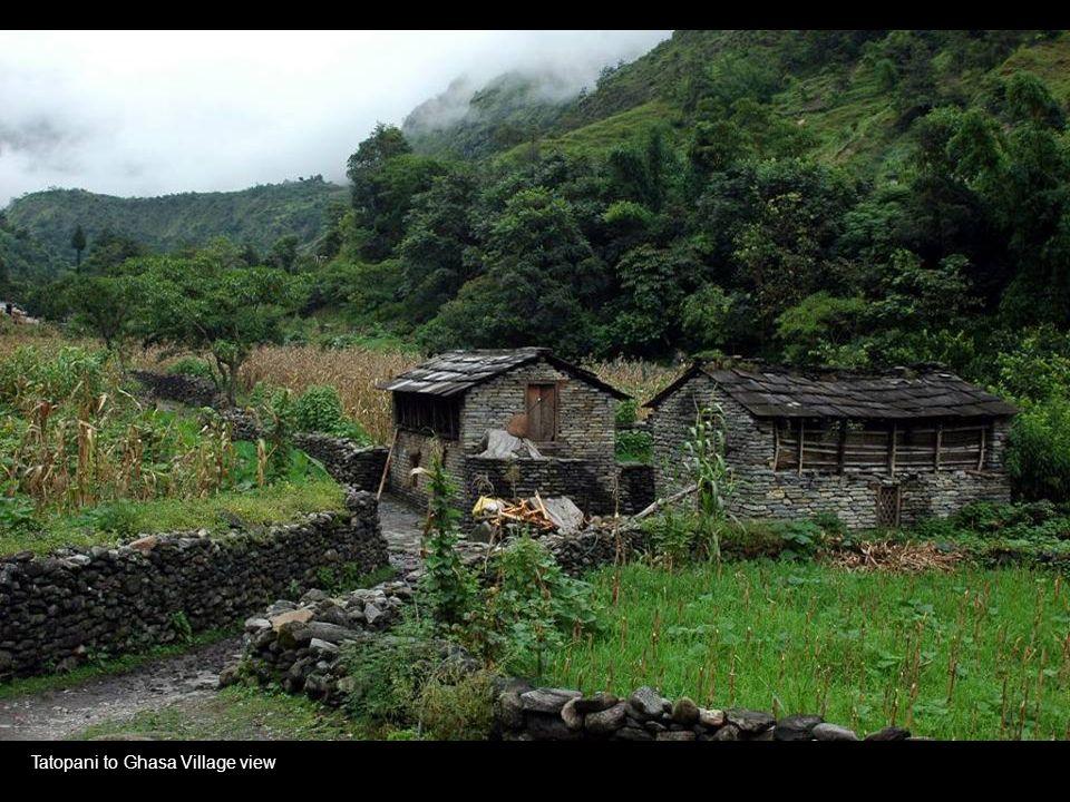 Village de Ghasa