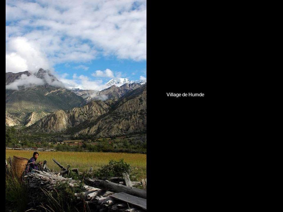 Village de Humde