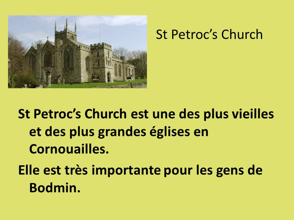 The Casket In a 12th Century ivory casket are the relics of St Petroc.