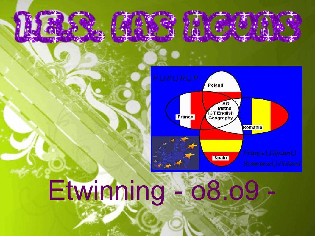 Etwinning - o8.o9 -