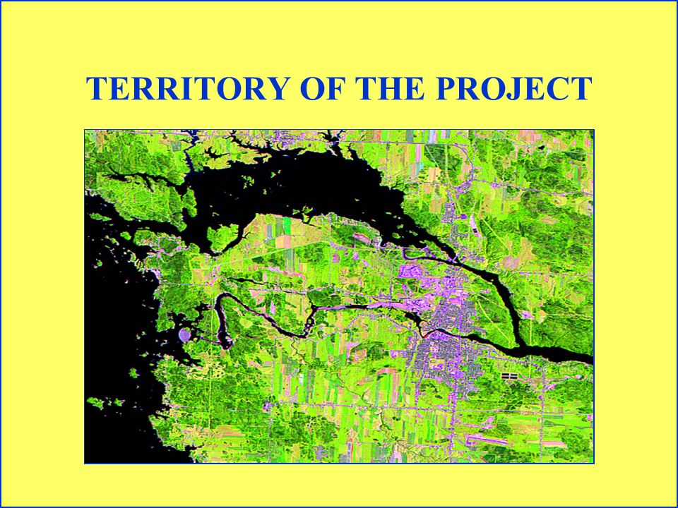 TERRITORY OF THE PROJECT