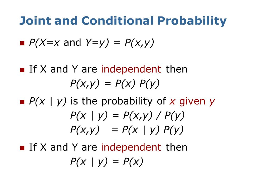 Continuous Random Variables X takes on values in the continuum. p(X=x), or p(x), is a probability density function. E.g. x p(x)