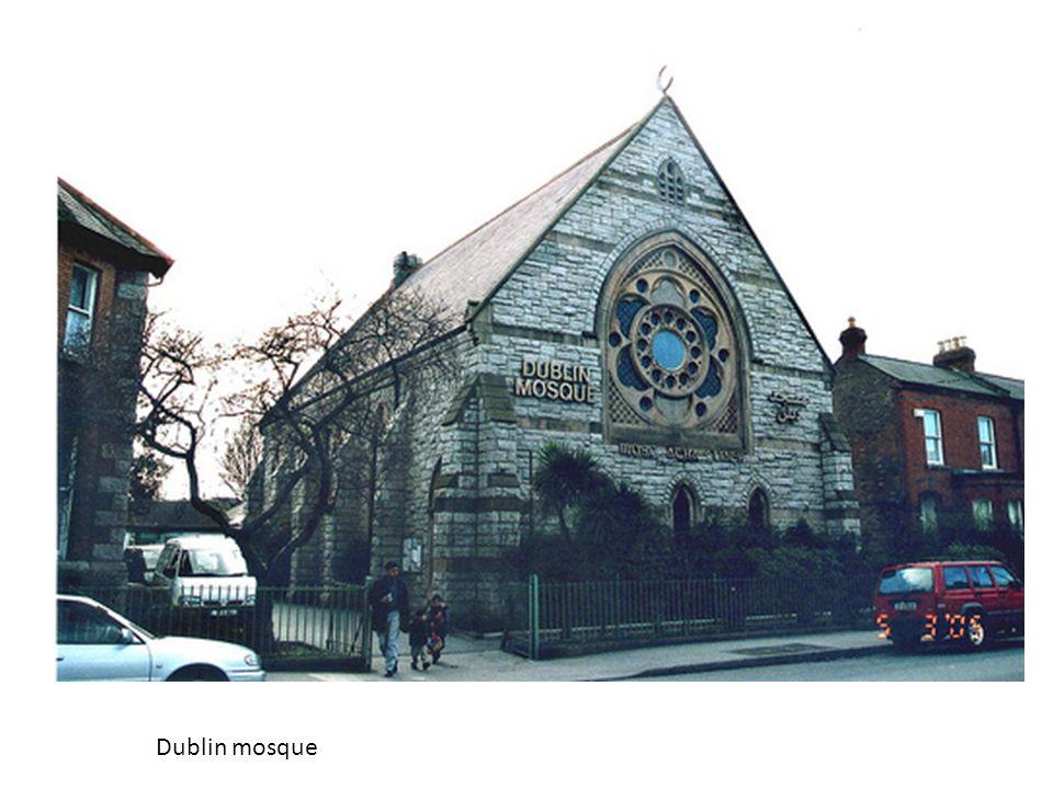 Dublin mosque