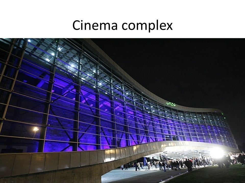 Cinema complex