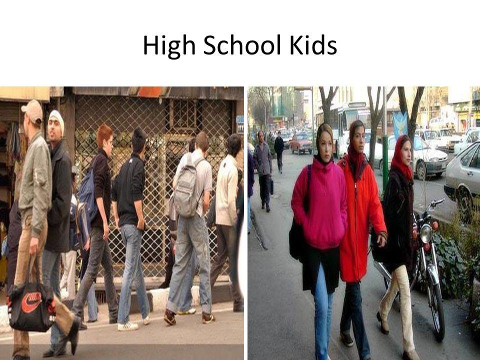 High School Kids