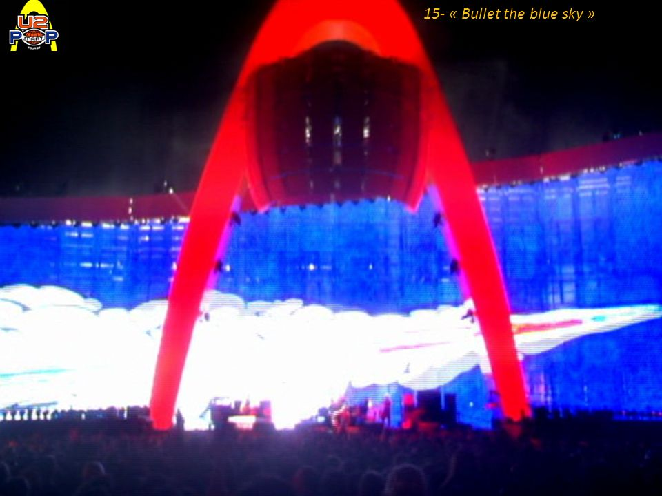 15- « Bullet the blue sky »