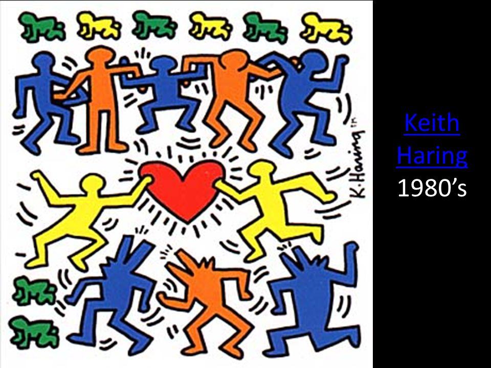 Keith Haring Keith Haring 1980s